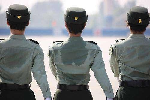 2020年下半年女兵应征报名开始,8月15日18时报名截止