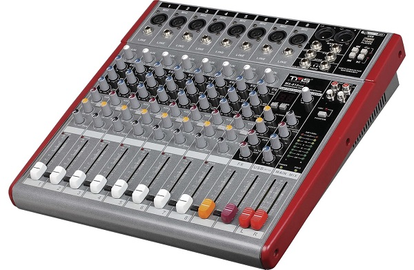 MS-812USB调音台