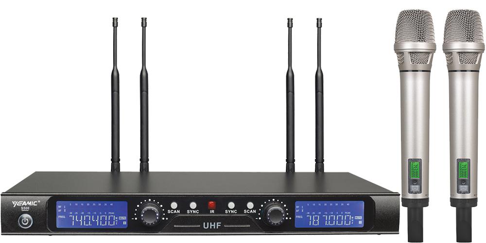S500H7无线话筒