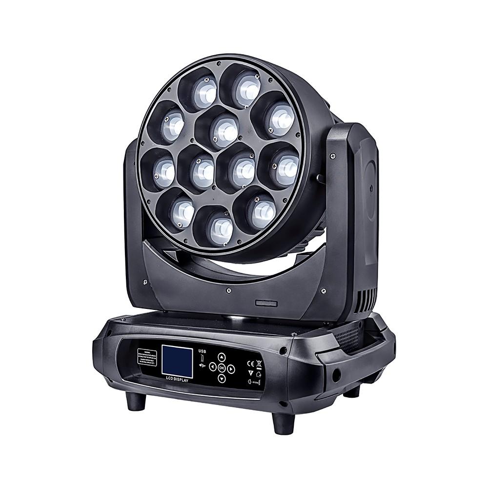 PL-L480Z 12颗40W调焦摇头灯