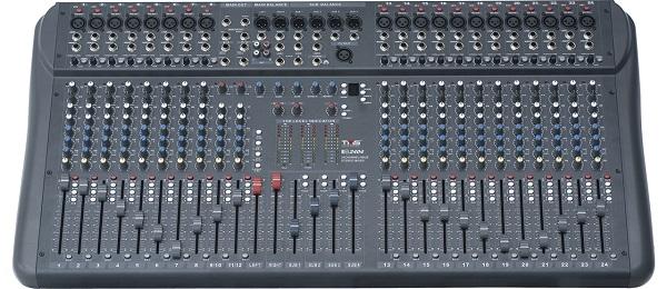 ES系列工程调音台