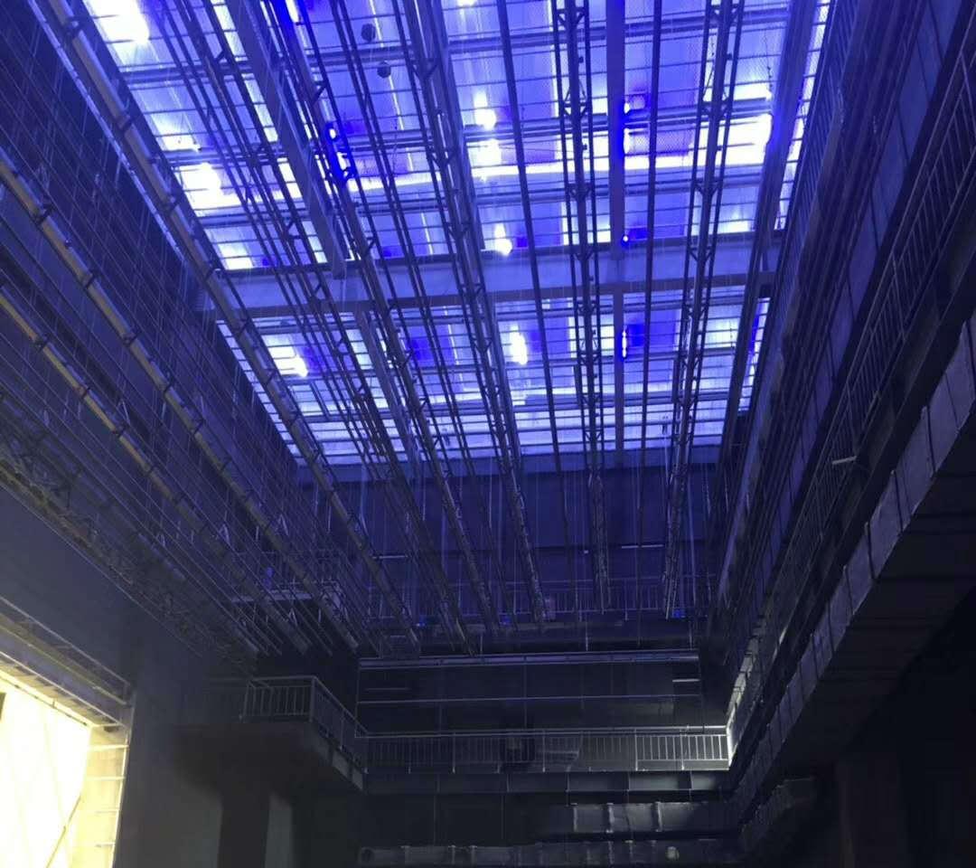 河南舞台机械设计