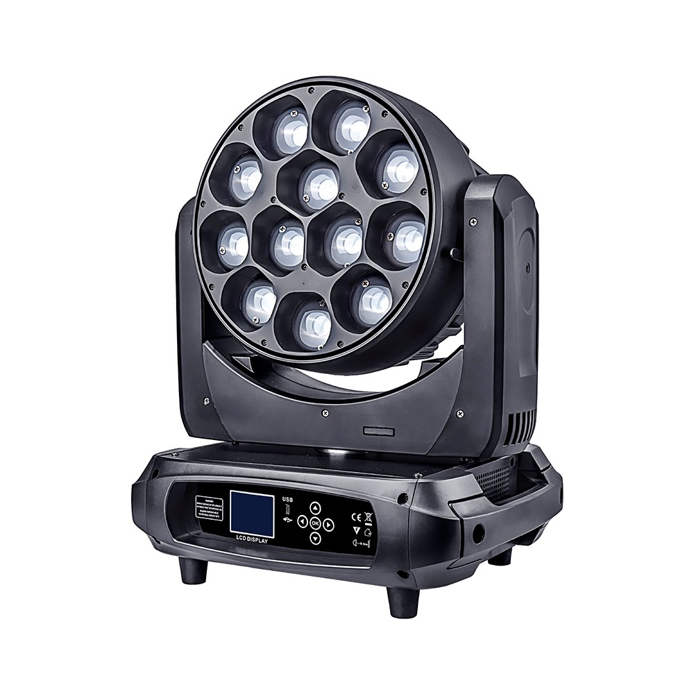 数字时代的舞台灯光控制有什么不一样?工作原理又是什么呢?