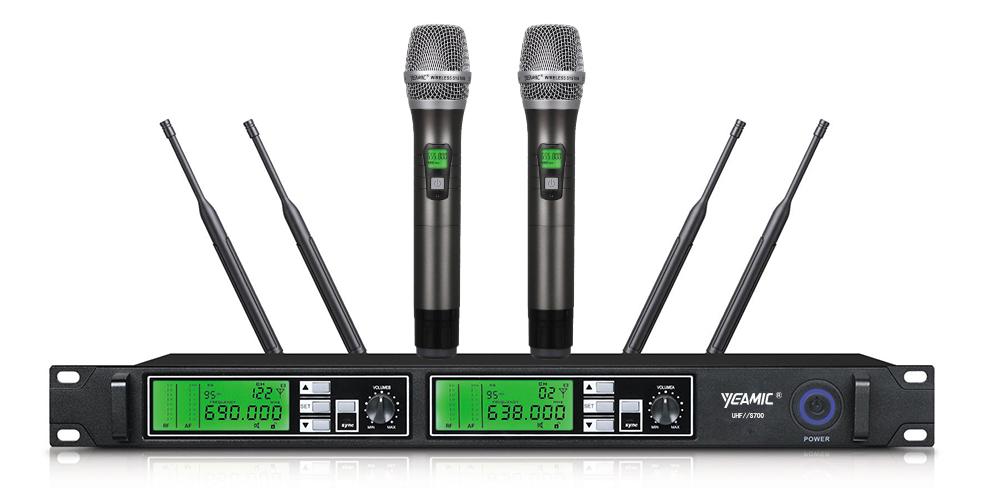 S700无线话筒