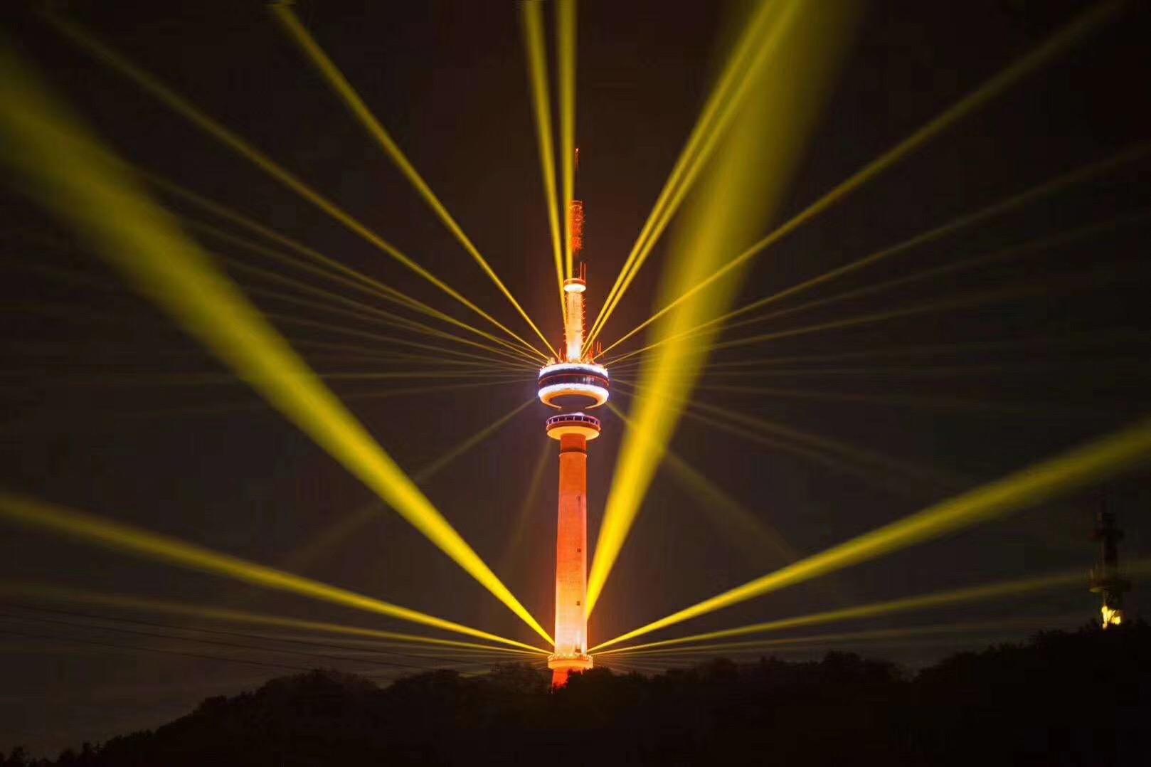 河南舞台灯光