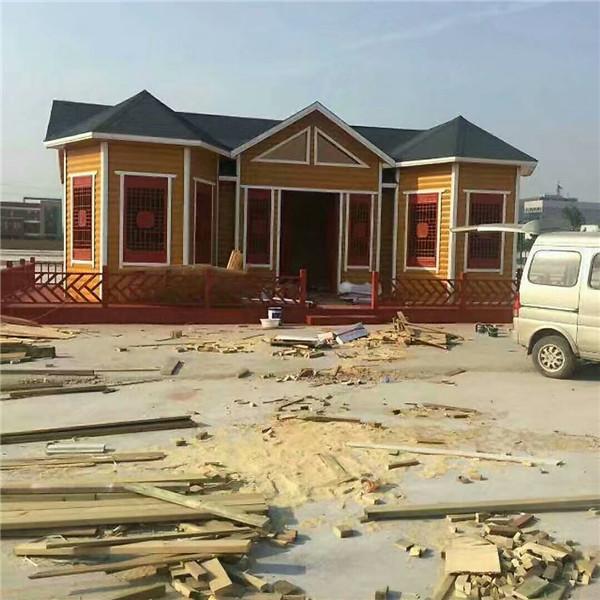 河南木屋建造