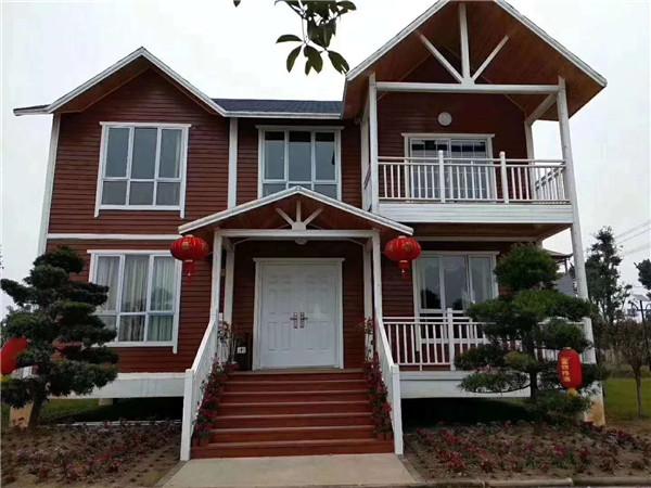 不同风格结构的木屋别墅价格差别大吗?经济实惠的的材质怎么选?