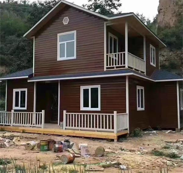 河南木屋设计