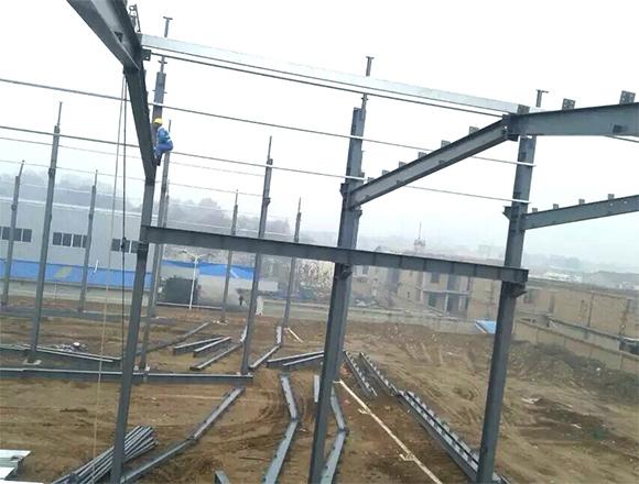 成都钢结构厂房安装