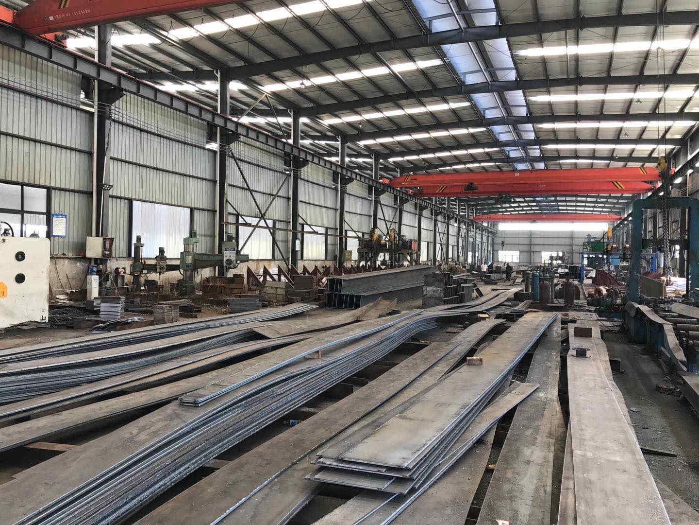 成都钢结构厂家厂区展示