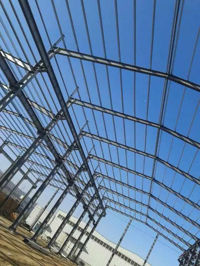 成都钢结构厂房安装技巧