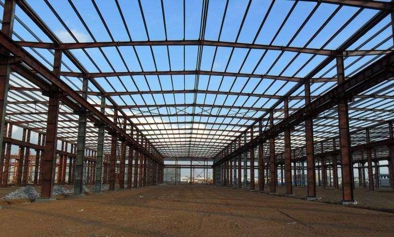 钢结构厂家告诉你钢结构在施工时这些问题要注意了