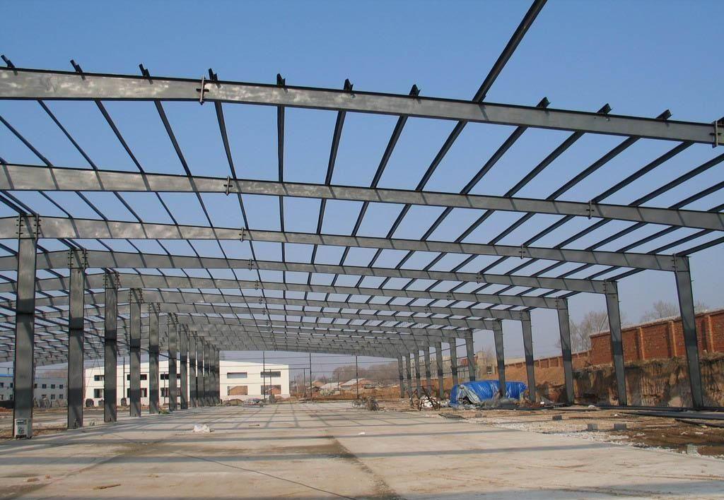 成都钢结构厂房