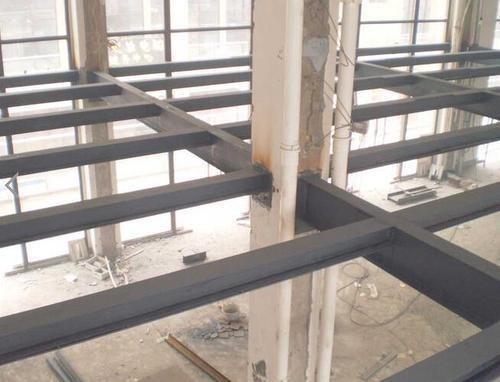 钢结构夹层