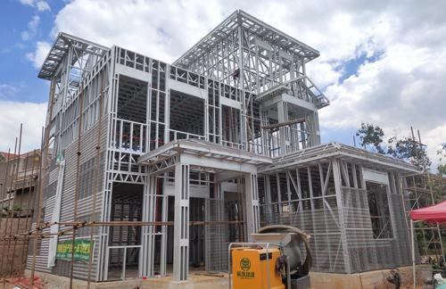 【钢构知识】轻型钢结构厂房渗水原因分析及防治