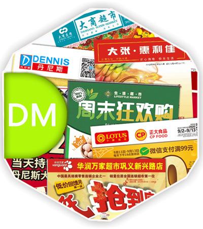 DM單廣告印刷