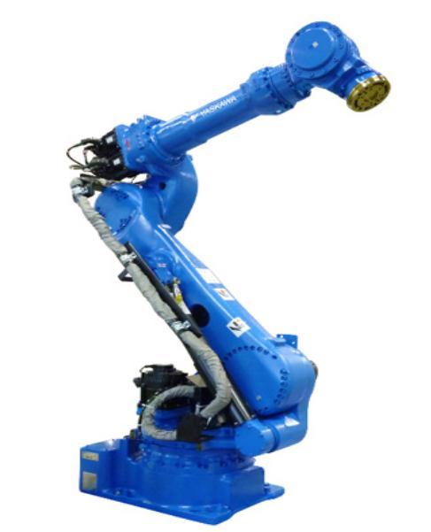 機器人裝車方案(單機)