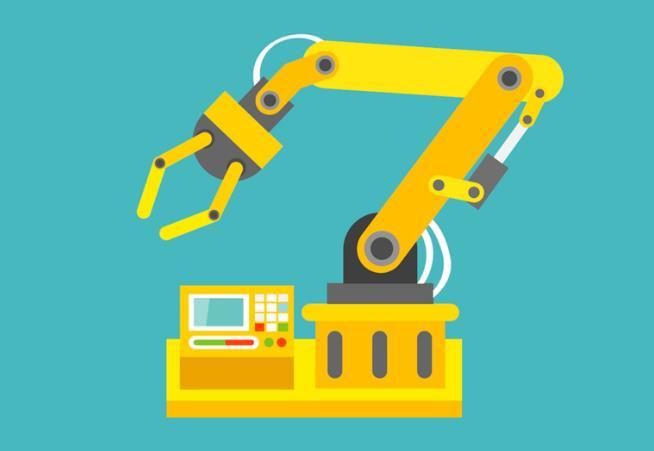 原来工业机器人还能做这些工作项目呀!真是不看不知道呀!