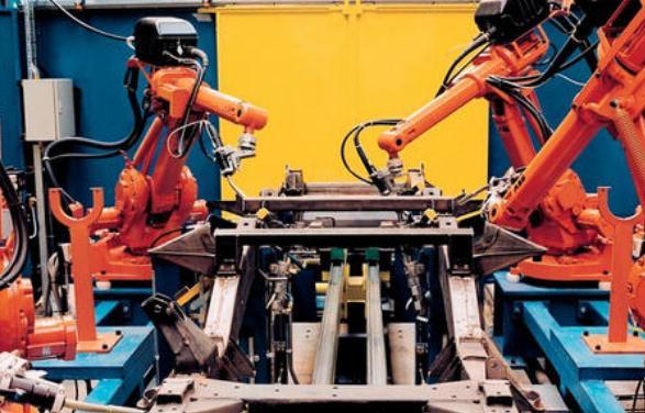 跟着湖北航安厂家一起来了解了解工业机器人的组成部分!