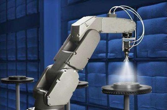 分享一下噴涂機器人的主要優點和保養注意事項!