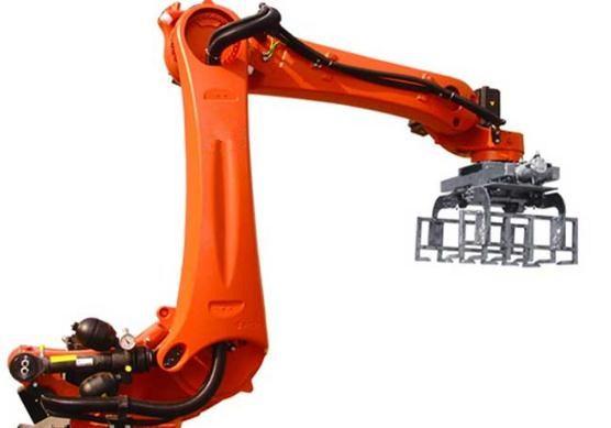 航安智能科技和大家分享一下全自动码垛机的工作原理!