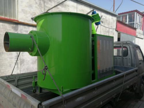 生物质燃料机有哪些特点?优势有哪些?