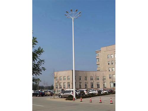 成都高杆灯设计定制成功案例
