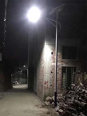 成都新农村太阳能路灯定制
