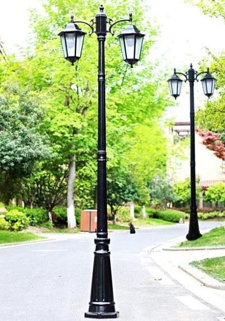 成都小区庭院灯