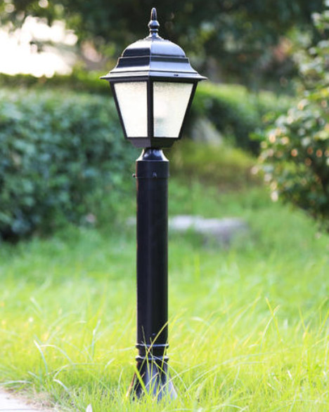 成都小区庭院灯如何节能?