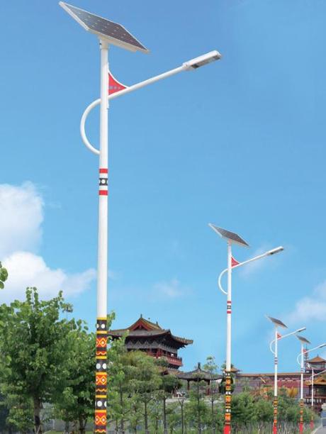四川太阳能路灯的光源寿命能够维系多久?