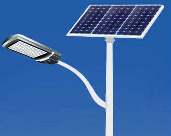 成都新农村太阳能路灯都是由哪些重要的部件组成的?看懂这篇文章你就明白了!