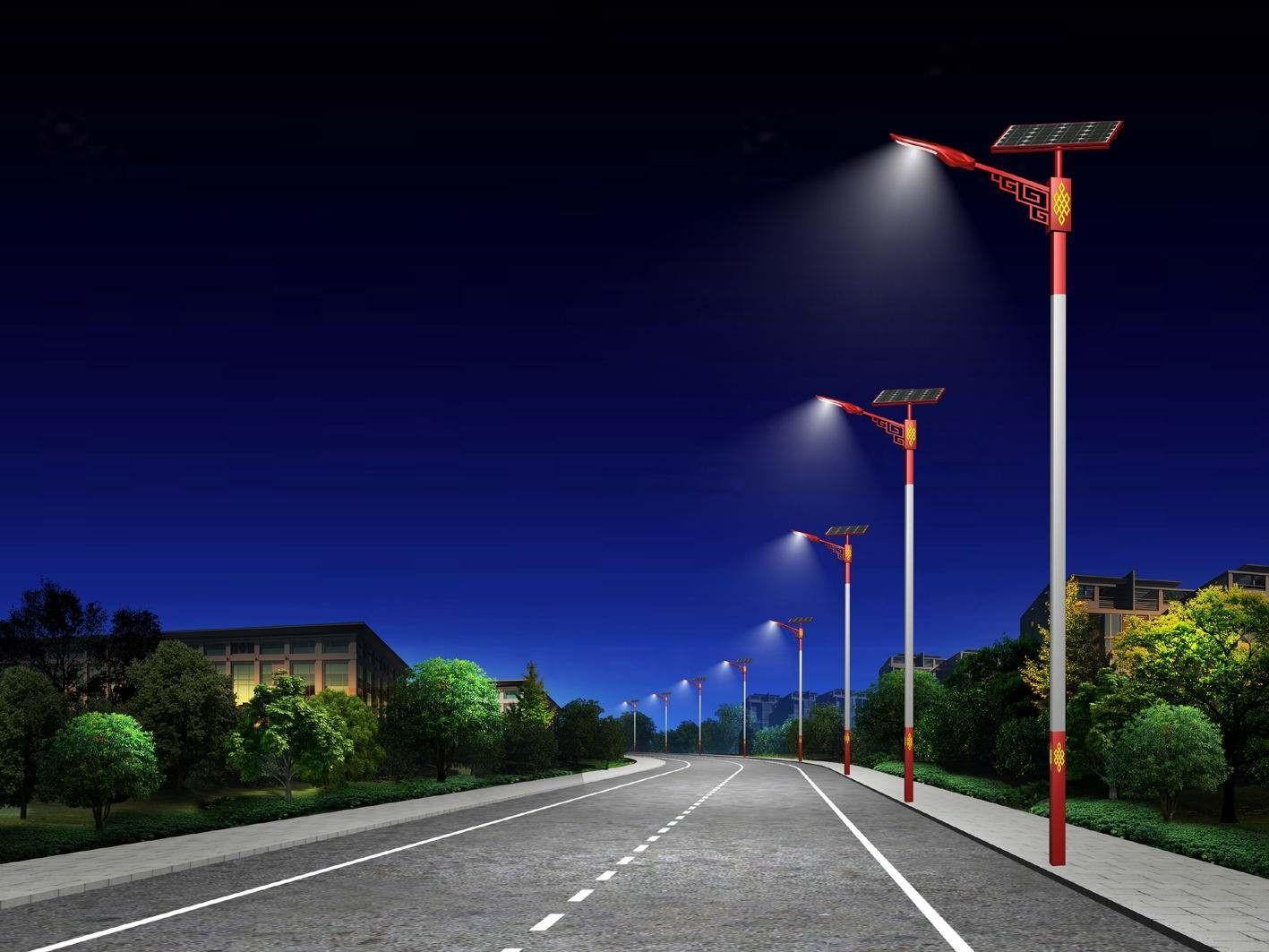 怎么解决成都太阳能路灯的防水问题?