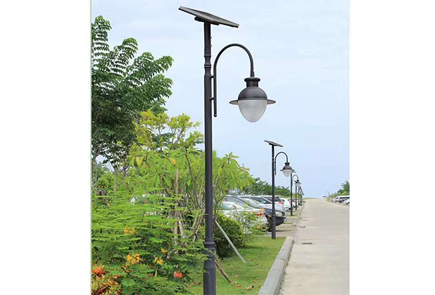 成都小区庭院灯的安装标准有哪些?