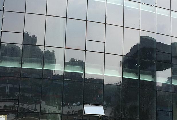 成都幕墙玻璃