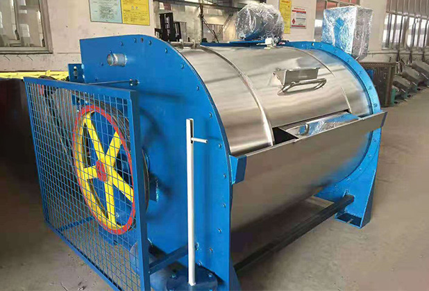 成都水洗厂设备-卧式水洗机