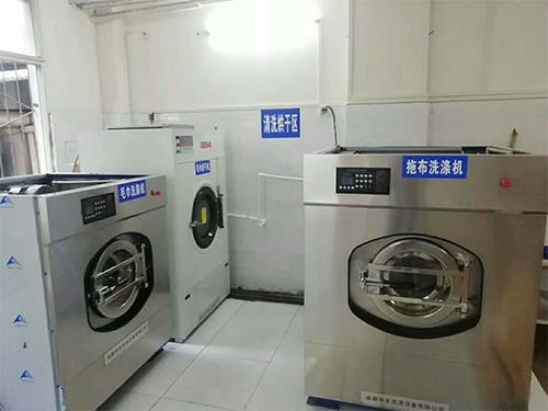 成都酒店洗涤设备销售维护成功案例
