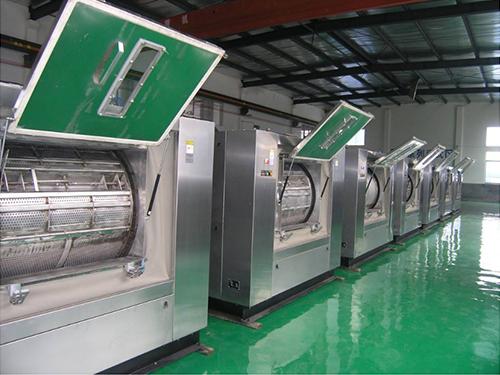 成都水洗厂设备销售成功案例