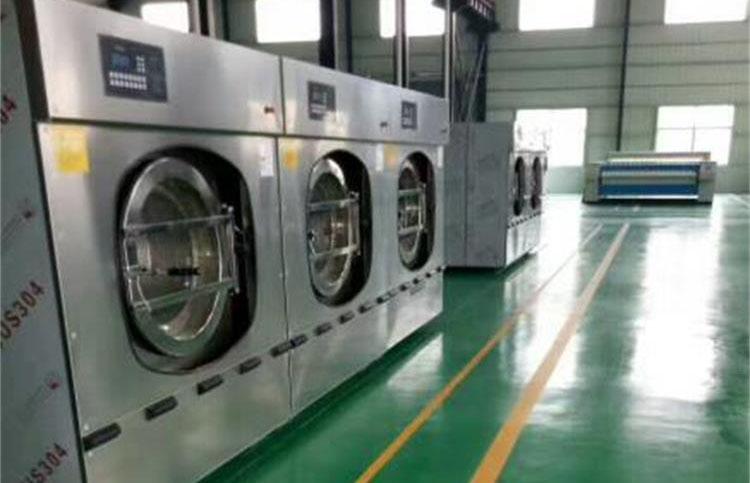 教你4个成都洗衣房设备运行节能的方法