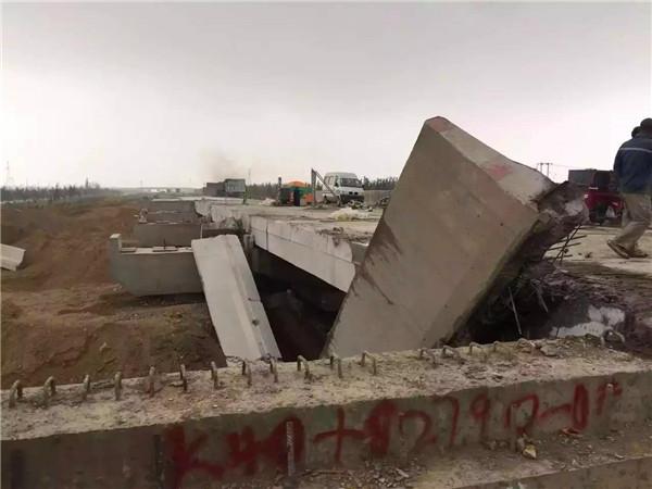 宁夏桥梁切割拆除