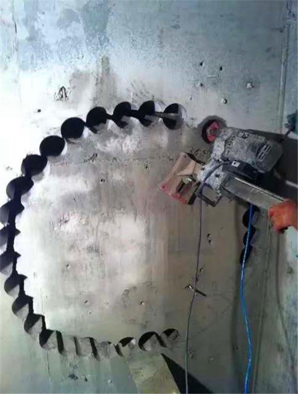 宁夏混凝土切割拆除工程