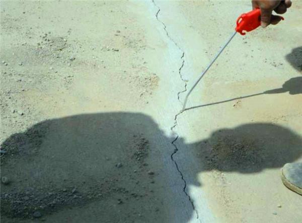 银川裂缝修补加固