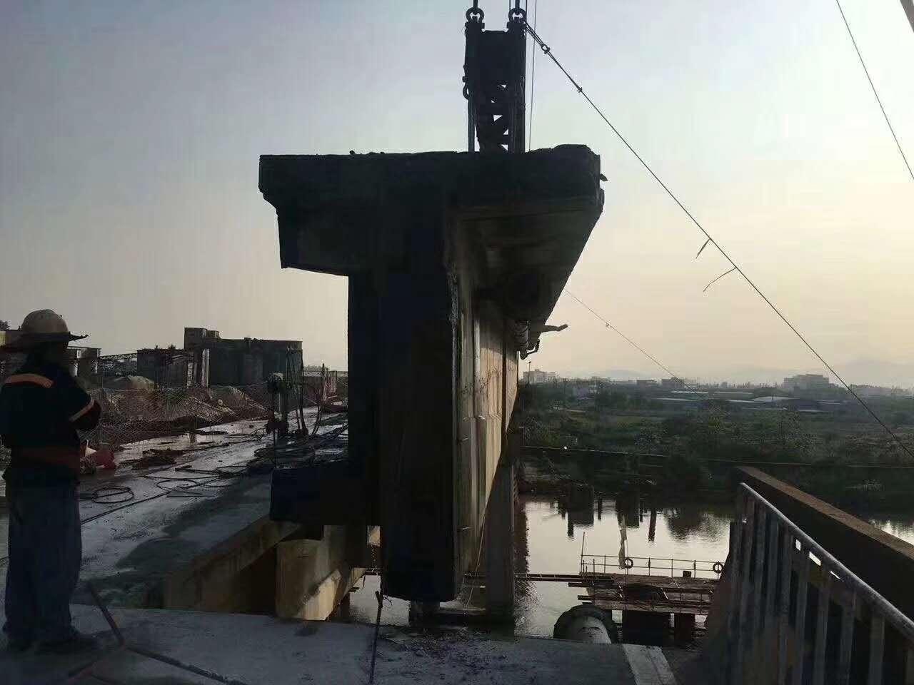 桥梁切割操作事项有哪些?