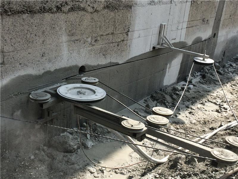 宁夏混凝土切割拆除