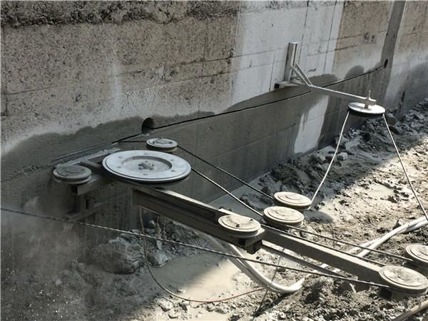 深基坑支撑梁切割施工前需要做哪些准备工作呢?