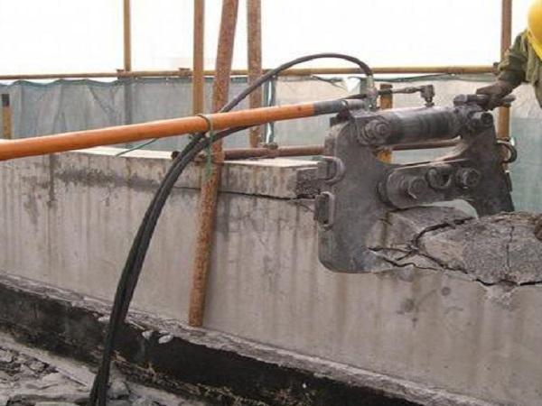 对于混凝土切割施工完成后要进行善后处理工作要清楚