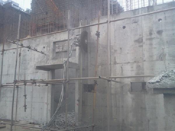 乌鲁木齐混凝土切割拆除