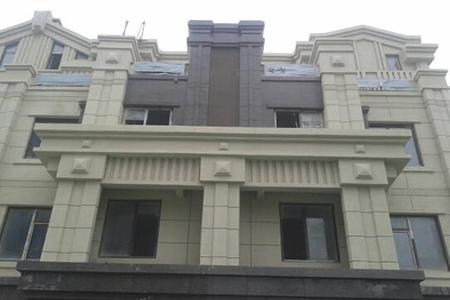 EPS线条案例——金昌金海大酒店