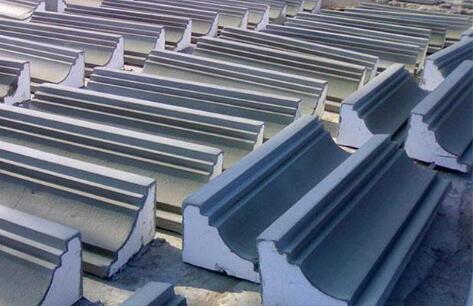 EPS装饰线条取代水泥构件的真正原因