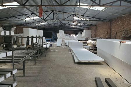 LC陶瓷构件厂区